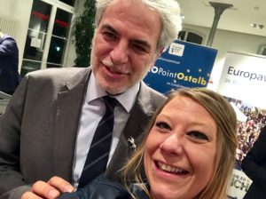 Selfie Christos Stylianidis